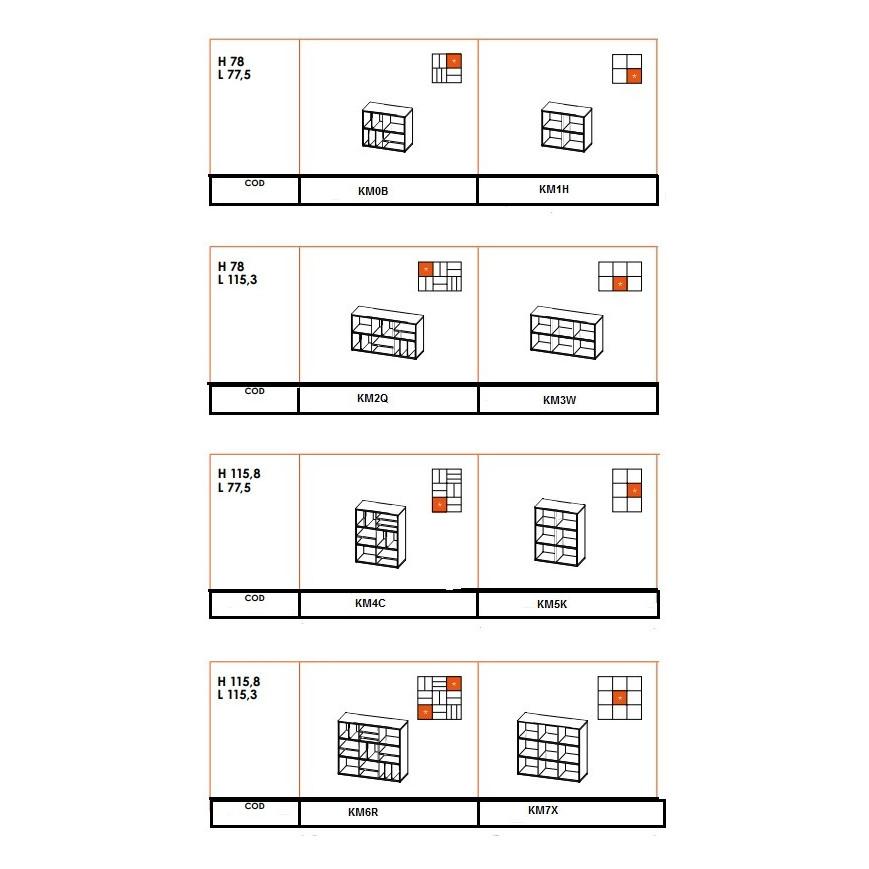 Libreria ufficio arredi metallici arredamento per for Negozi per ufficio