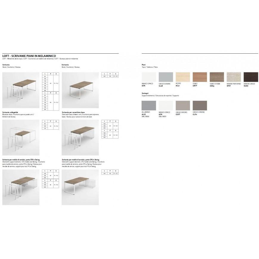 Copia divano Le Corbusier - Arredi metallici, Arredamento per uffic...