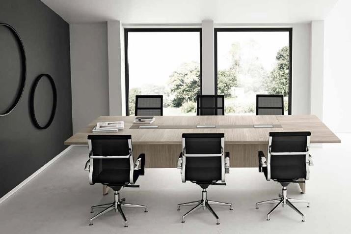 Tavoli riunione i metallici arredamento - Tavoli per ufficio ...