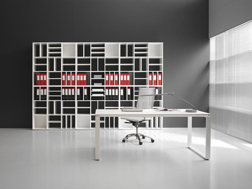 Librerie ufficio imetallici arredamento for Librerie per ufficio economiche